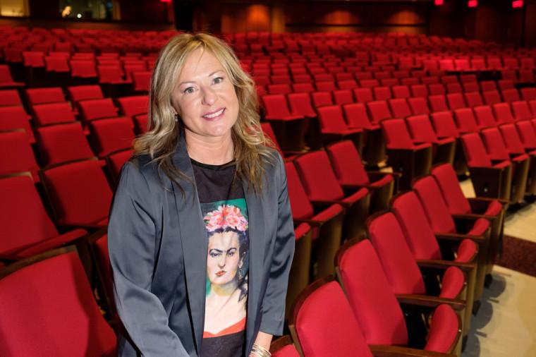 Anne-Sophie Laplante assure la programmation de la série Danse.