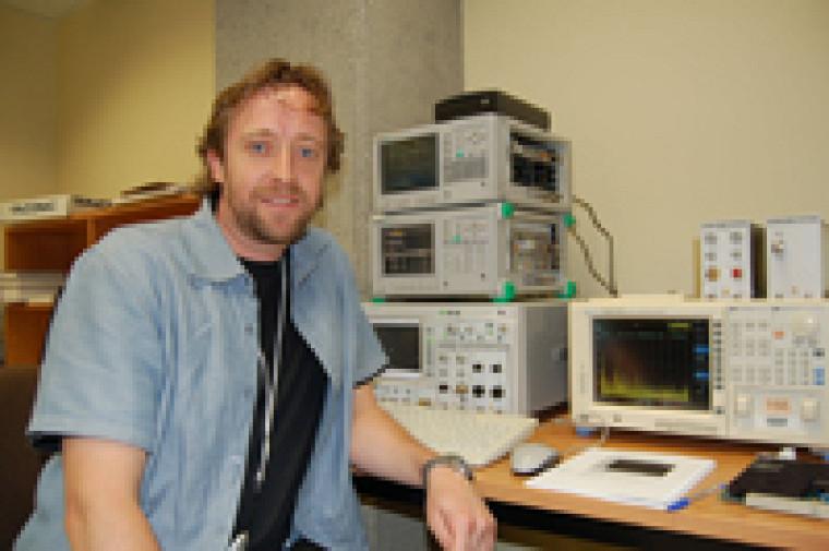 Le professeur, Alain Houle
