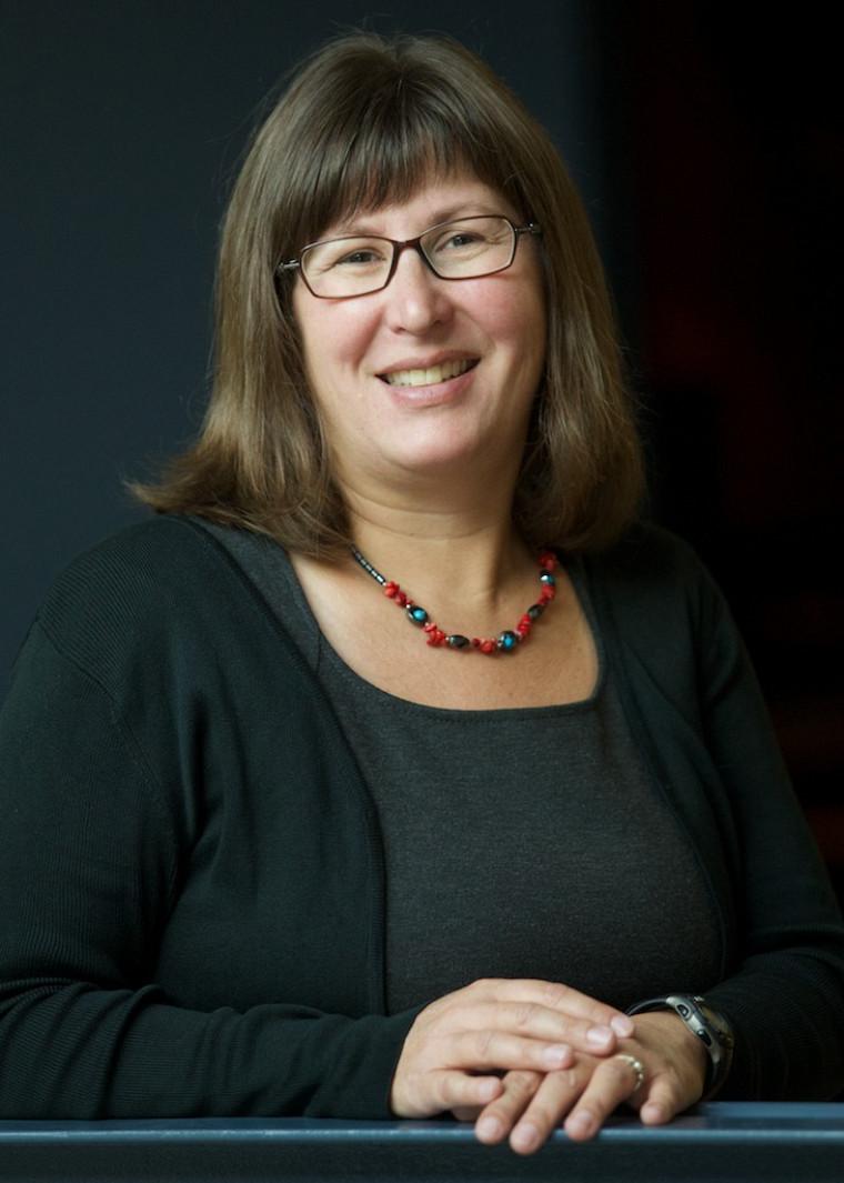 La professeure Caroline Boivin est cofondatrice de l'Observatoire de la consommation responsable.