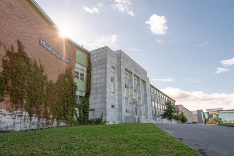 C'est à la Faculté des sciences que Sylvie Mathieu a décroché son premier contrat en conseillance pédagogique.