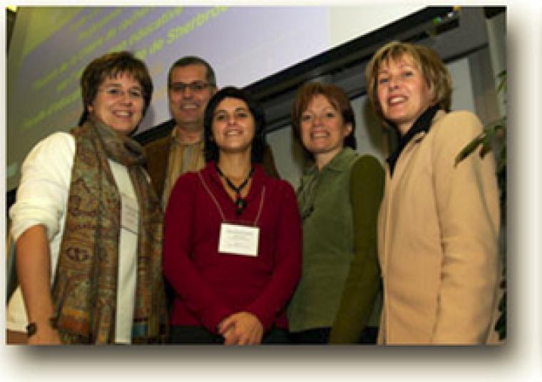 En 2005, Sylvie Mathieu était du comité organisateur d'un colloque pédagogique à la Faculté d'éducation, avec notamment les Pres Julie Desjardins, Claudia Gagnon et Colette Deaudelin, ainsi que le Pr Abdelkrim Hasni.