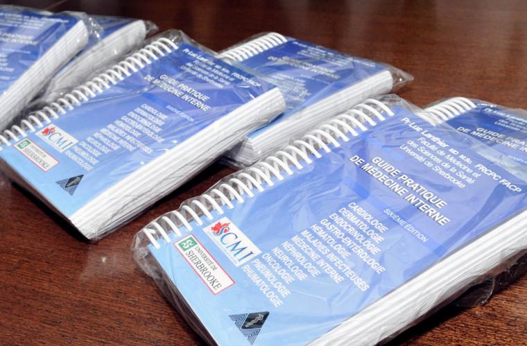 La 6e édition du Guide pratique de médecine interne en version papier.