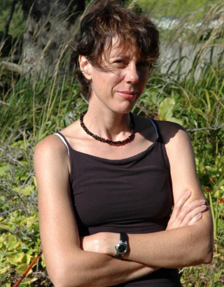 Sophie Calmé, professeure au Département de biologie