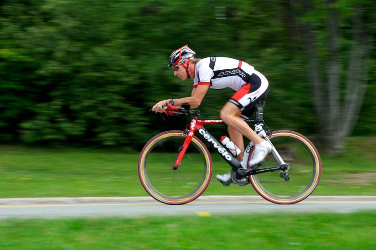 «À travers le sport, beaucoup de personnes vont expérimenter une espèce de reconnexion avec elles-mêmes», dit Louis Vaillancourt.