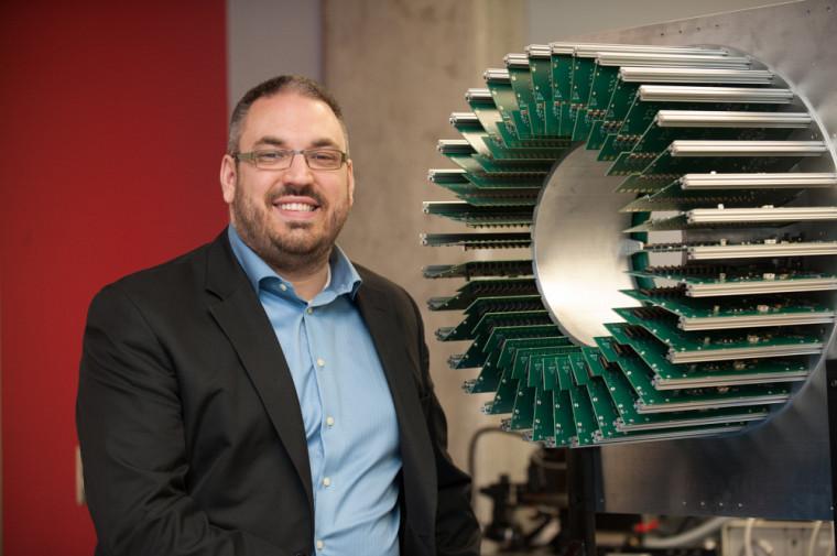 Jonathan Bouchard, récipiendaire de la bourse d'études supérieures du Canada Vanier.