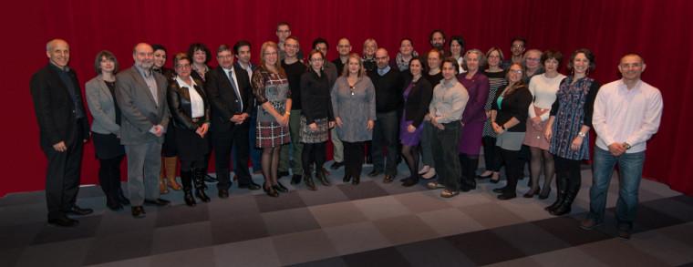 Des personnes s'étant distinguées de façon exceptionnelle par leur grande contribution à l'enseignement ont été honorées le 27 février lors de lacérémonie annuelle de la qualité de l'enseignement.