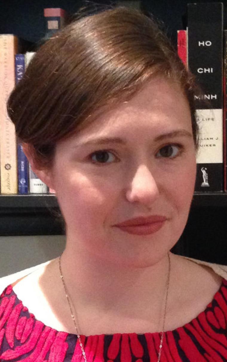 La professeure Alexa Martin-Storey.