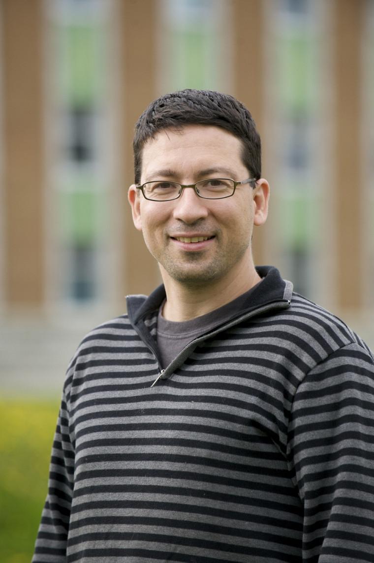 Le professeur Pierre-Marc Jodoin
