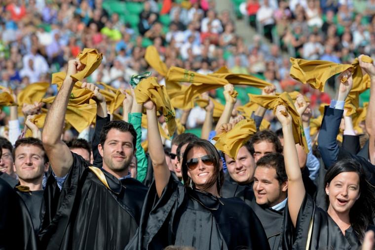 Ce samedi 20septembre, ils seront près de 4500 à recevoir leur diplôme.