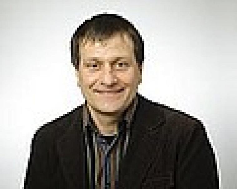 Martin Poirier, nommé «Bibliothécaire de l'année» par la Corporation des bibliothécaires professionnels du Québec.
