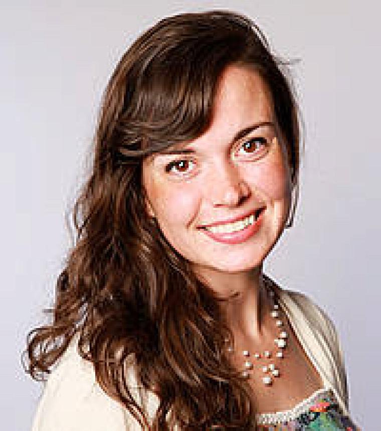 Charlotte Smetanka, lauréate du prix Excelle Science 2014-2015