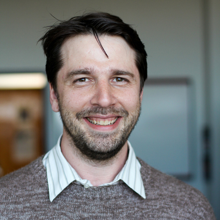 Guillaume Dandurand, chercheur postdoctoral