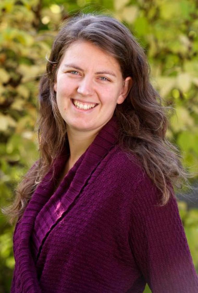Dans le cadre de son doctorat en études du religieux contemporain, Marie-Noëlle Bélanger-Lévesque est étudiante-chercheuse étoile.