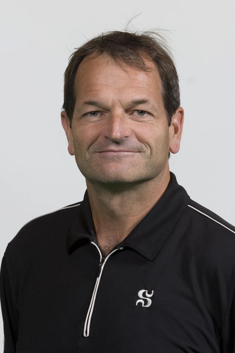 Le nouveau directeur du Service du sport et de l'activité physique de l'Université de Sherbrooke, Jean-Pierre Boucher.