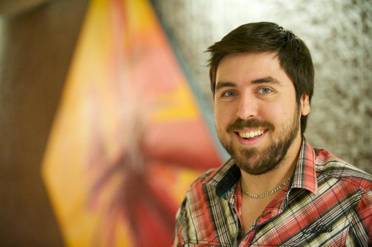 Nicholas Thiffault, étudiant à la maîtrise en droit