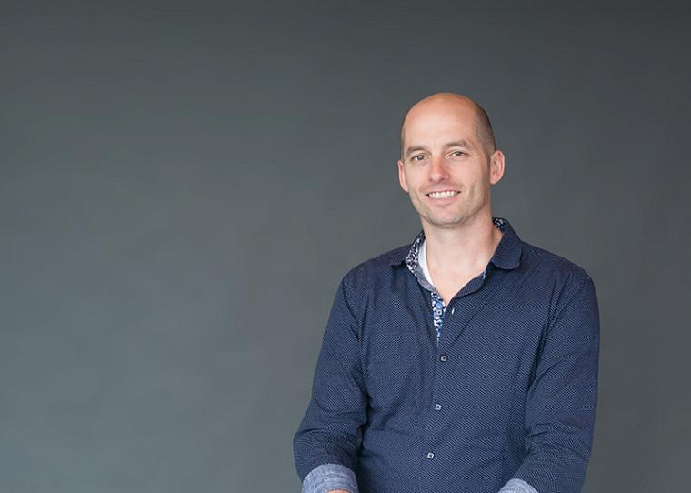 David Poulin, professeur au Département de physique de la Faculté des sciences et chercheur à l'Institut quantique de l'UdeS