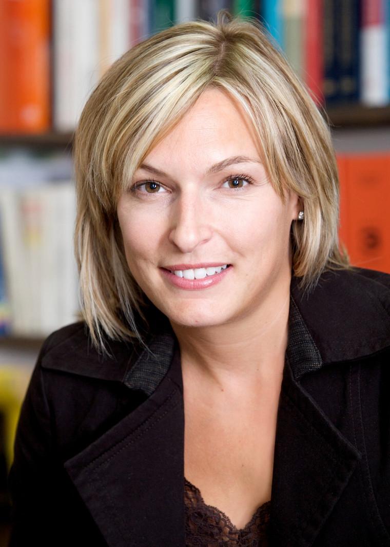 Geneviève Dufour, professeure à la Faculté de droit