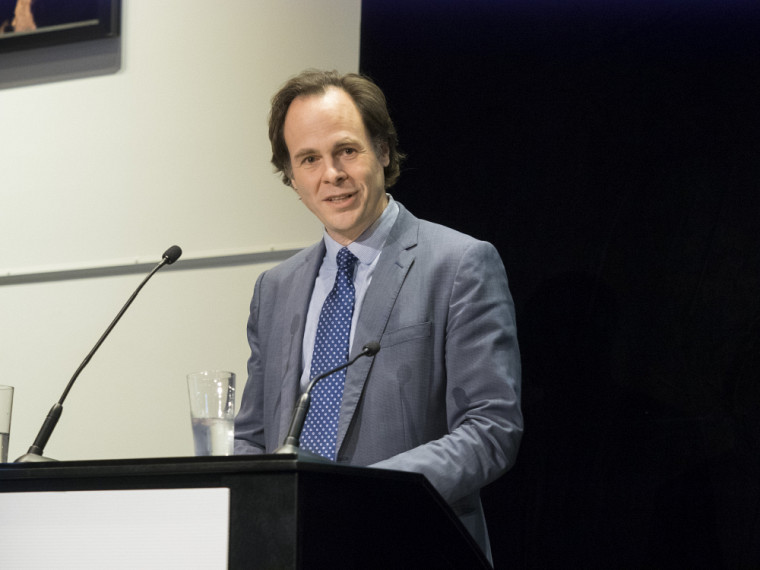 Le doyen Sébastien Lebel-Grenier.