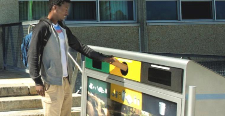 Un accès facile à un système de récupération, sur tous les campus de l'Université.