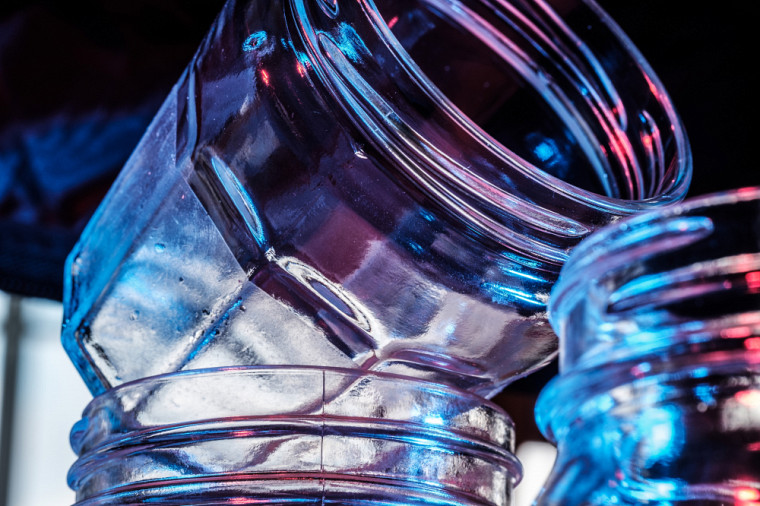 Le verre représente 18 % des produits déposés au recyclage.
