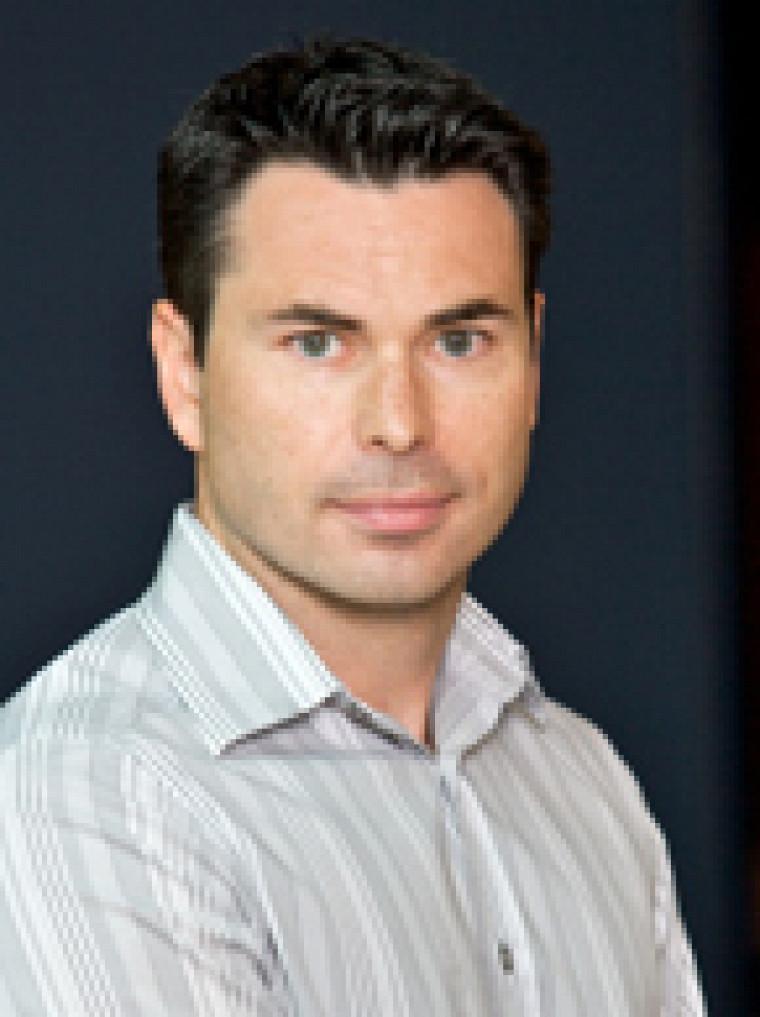 Le professeur Olivier Caya