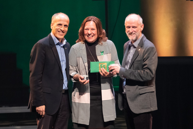 Suzanne Brouillette, prix Résilience