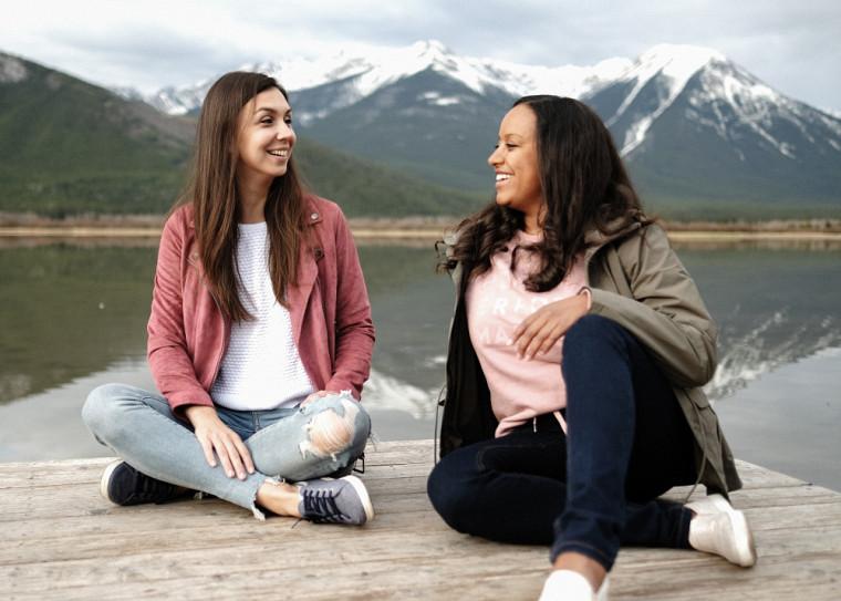 Emilie et Safia