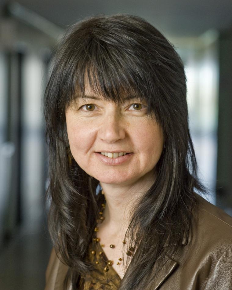 Martine Pelletier, professeure au Département des lettres et communications de l'Université de Sherbrooke