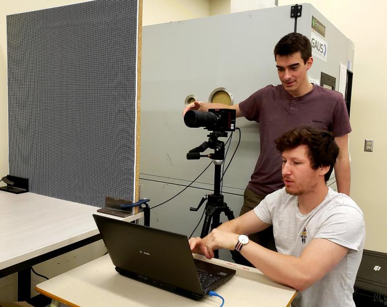 Patrick O'Donoughue et Pierre Grandjean, récipiendaires du Concours de vulgarisation scientifique 2019.