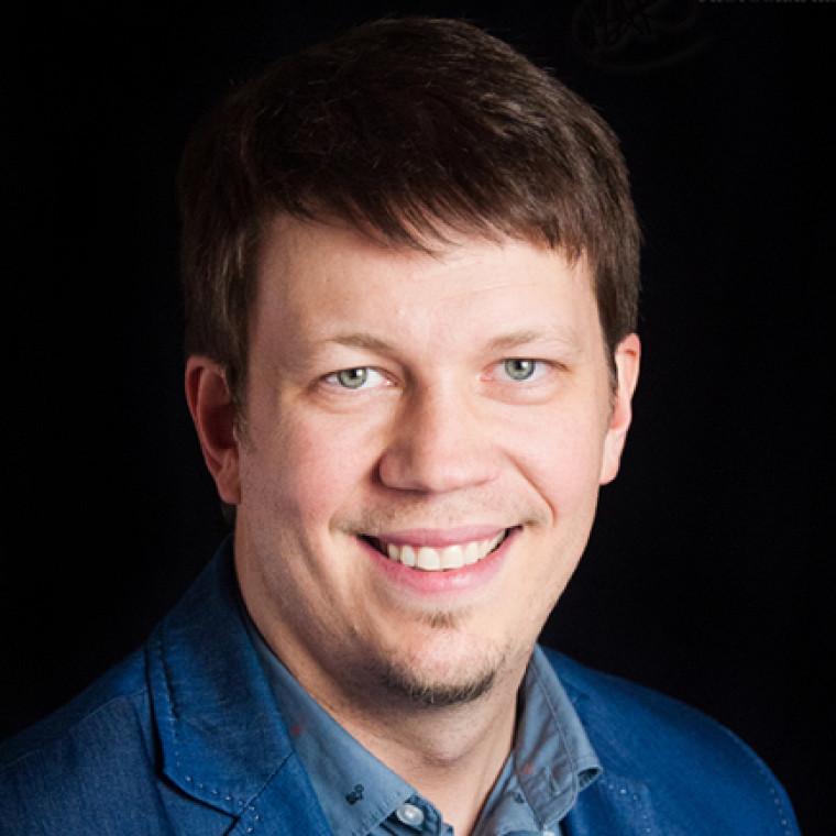 Vincent Nault, président directeur général de Lumed et chargé de cours à la Faculté de médecine et des sciences de la santé de l'Université de Sherbrooke.