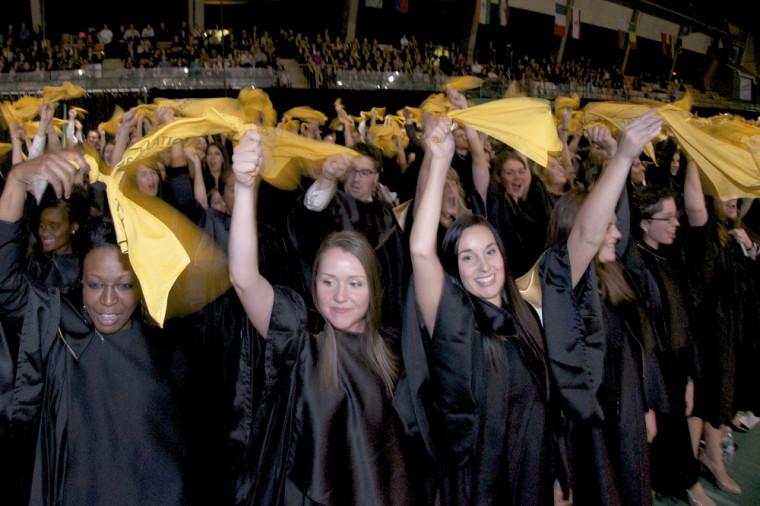 Quelque 3938diplômées et diplômés prenaient part à la cérémonie du 23septembre.
