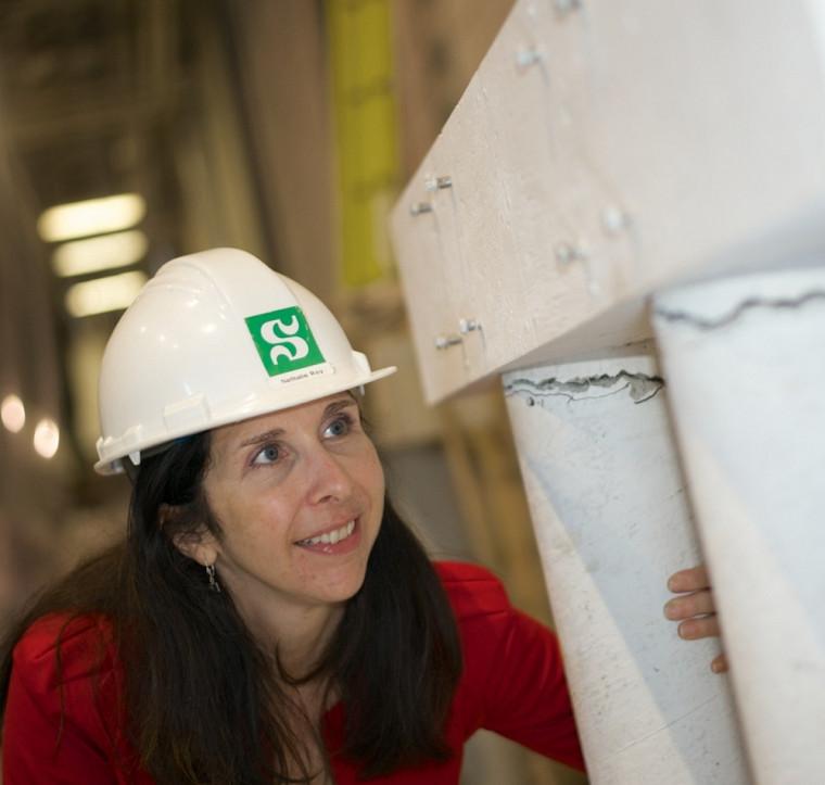 Nathalie Roy, professeure de génie civil