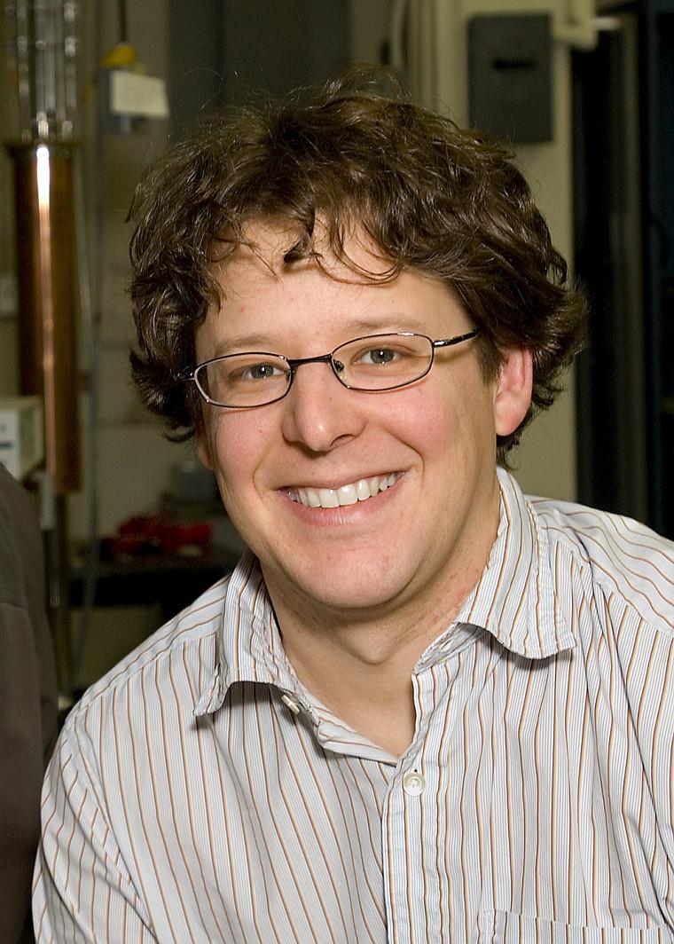 Alexandre Blais, professeur au Département de physique de la Faculté des sciences