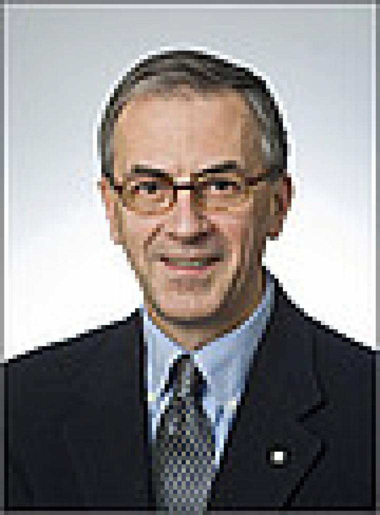 Denis LeBel, Doyen intérimaire de la Faculté des sciences