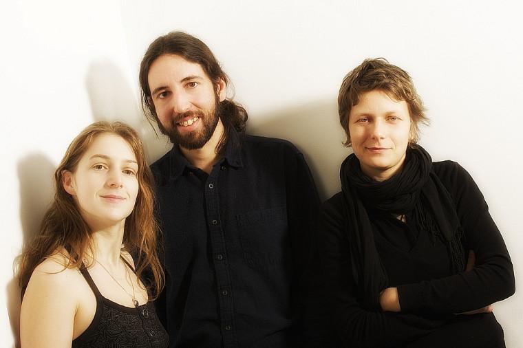 Virginie Duceppe, Jean-François Vachon et Maria Chelkowska