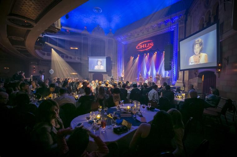 Sept employés de la FMSS ont reçu un prix lors du gala des Prix d'excellence du C.A. du CHUS.