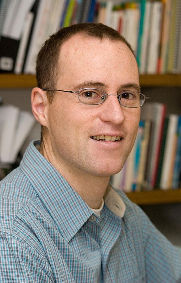 Sylvain Turcotte, directeur du Département de kinanthropologie