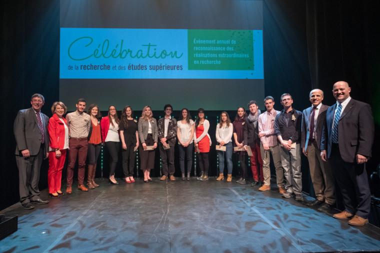 Les douze finalistes du Concours de vulgarisation scientifique 2019