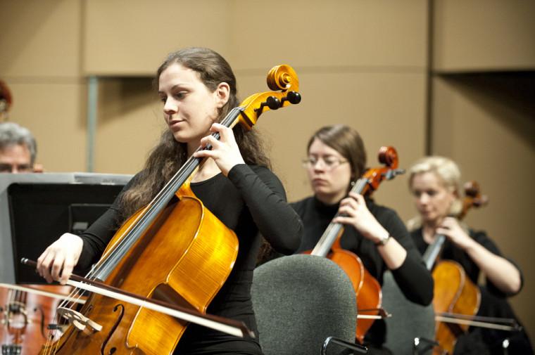Le 6 février, ce sont des étudiantes et des étudiants du secteur classique de l'École de musique qui performeront.