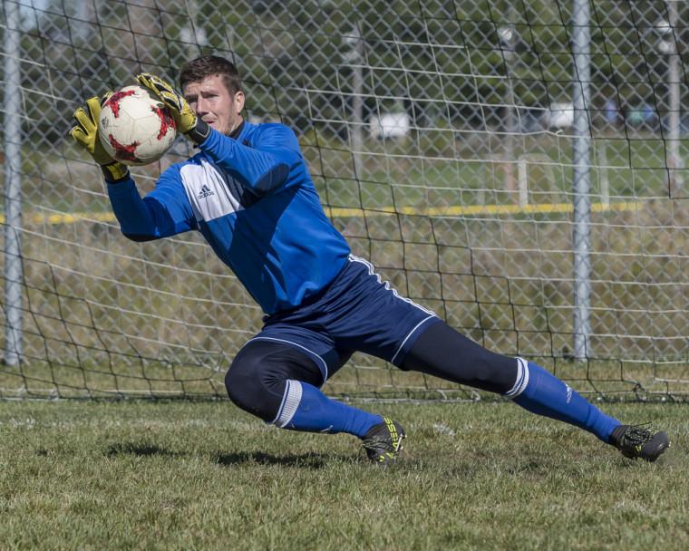 Dans la défaite de dimanche contre les Stingers de Concordia, le vétéran et finissant Guillaume Proulx a été choisi le joueur du match dans le camp du Vert & Or.