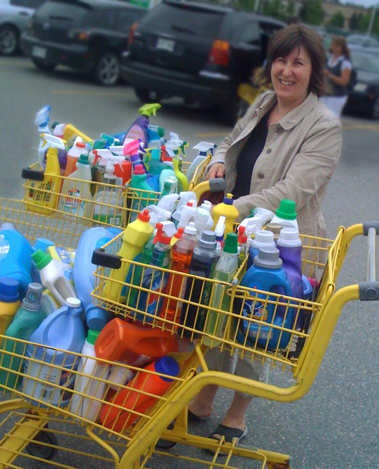 La professeure Caroline Boivin s'intéresse notamment au marketing des produits verts.