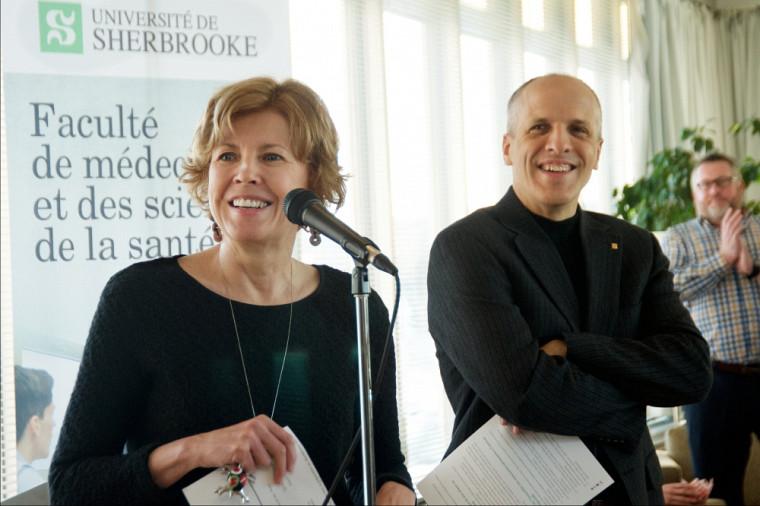 Pre Johanne Desrosiers dévoile les quatre candidates au nouveau prix Coup de cœur - Respect.