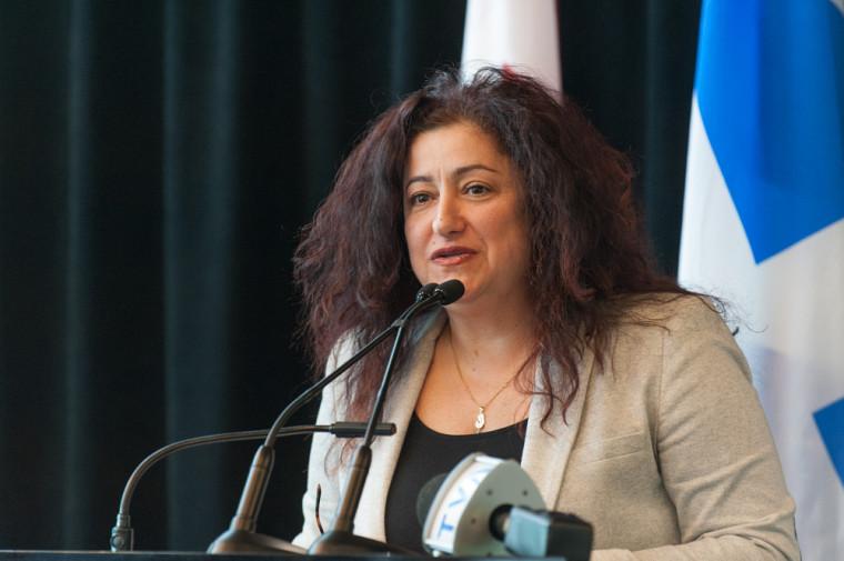 Représentante du gouvernement du Québec au sein de la Délégation permanente du Canada auprès de l'UNESCO, Mme Maria Mourani