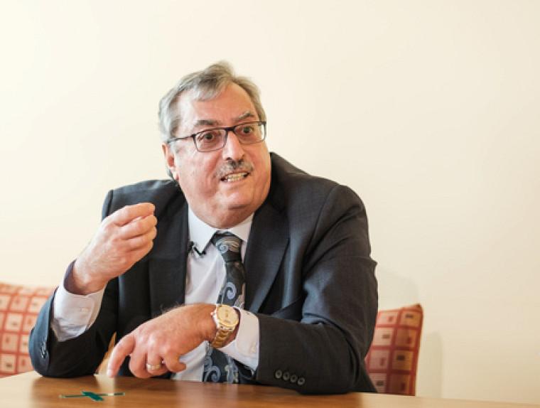 Le professeur Sami Aoun a codirigé la publication de l'ouvrage.