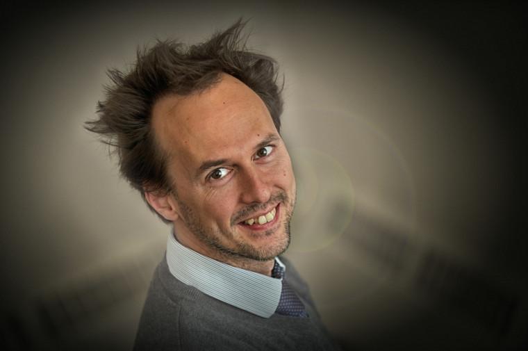 Le professeur Nicholas Dion est spécialiste de l'esthétique de l'horreur.