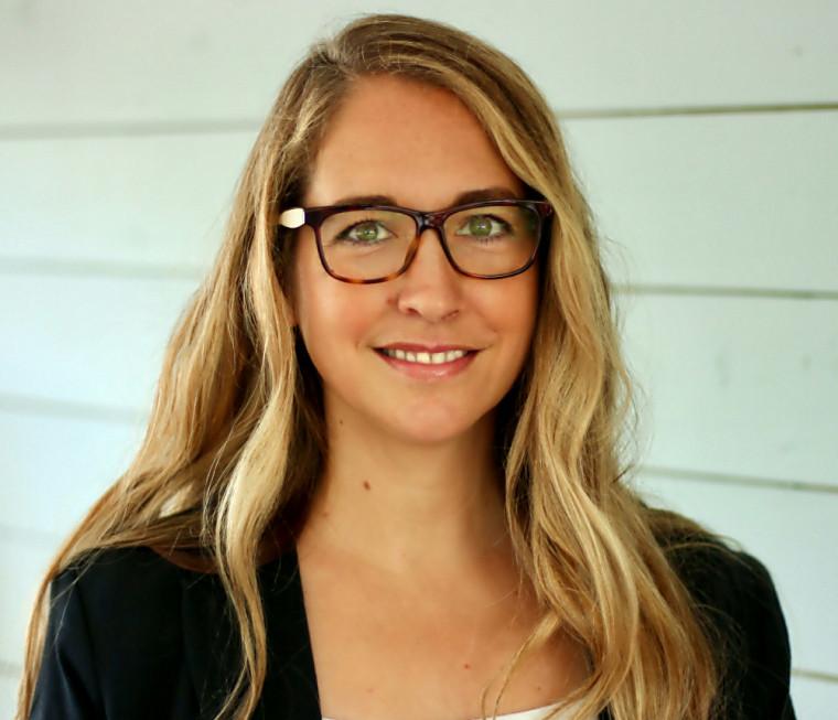 Anabel Piñero est enseignante au Collège Champlain-Lennoxville et coordonnatrice du groupe SEXed.