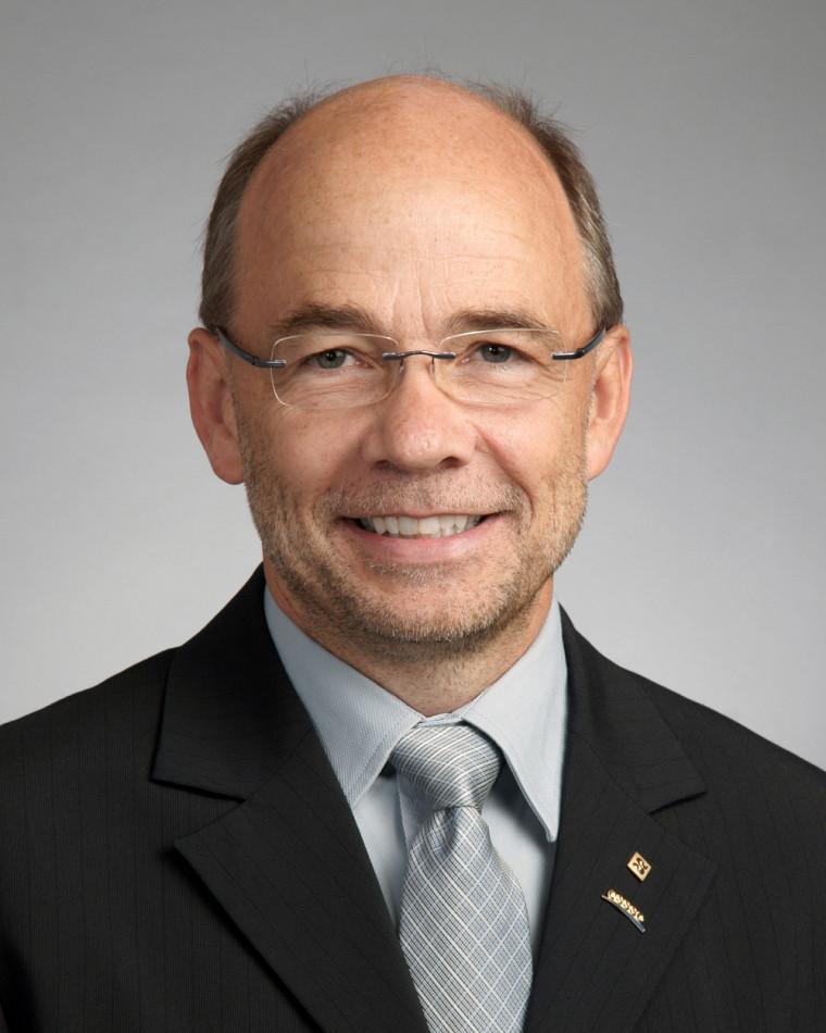Martin Fortin, titulaire de la chaire et professeur au Département de médecine de famille et de médecine d'urgence