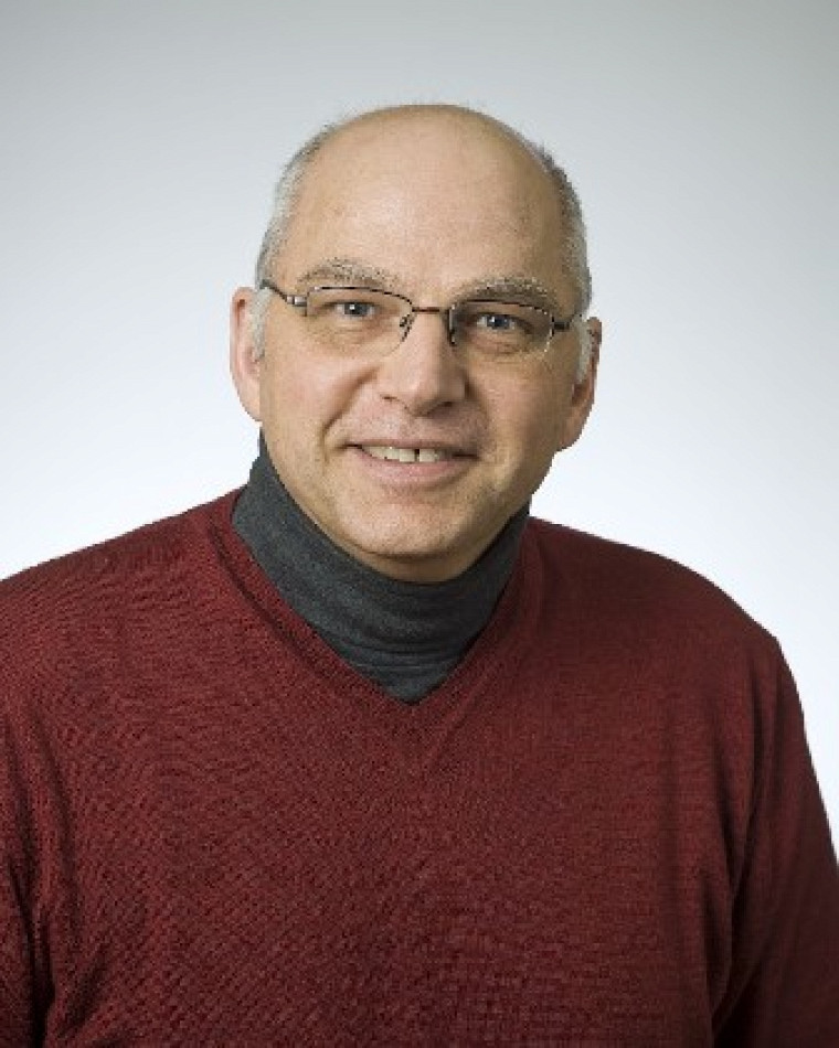 le professeur Pierre D. Harvey