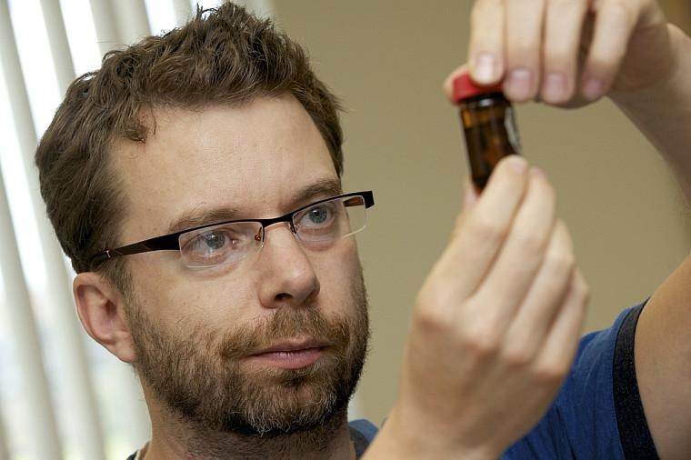 Le professeur Daniel Lafontaine