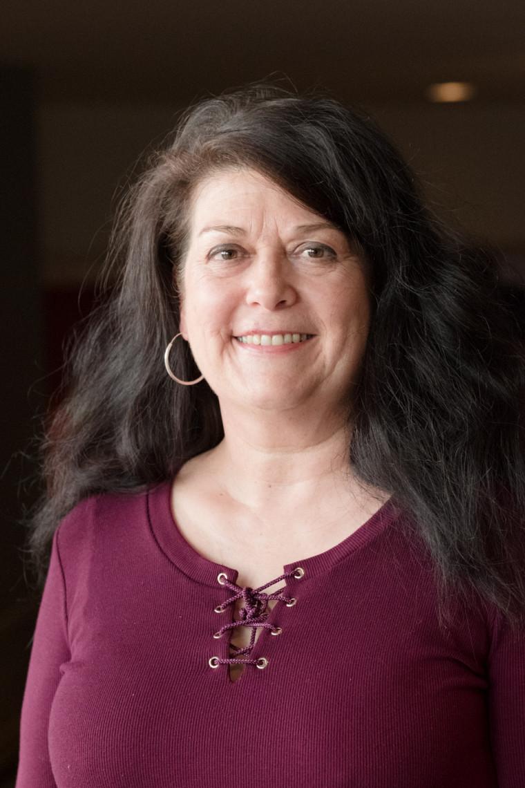 Catherine Ego, récipiendaire du Grand Prix littéraire pour une deuxième année consécutive.